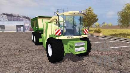 Krone BiG X 1100 cargo for Farming Simulator 2013