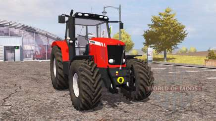 Massey Ferguson 5475 v2.3 for Farming Simulator 2013