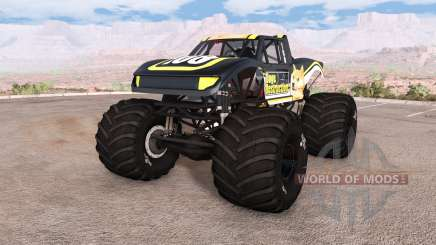 CRD Monster Truck v1.12 for BeamNG Drive