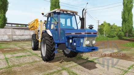 Ford 7810 sprayer for Farming Simulator 2017