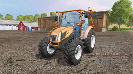 New Holland T4.75 forest for Farming Simulator 2015