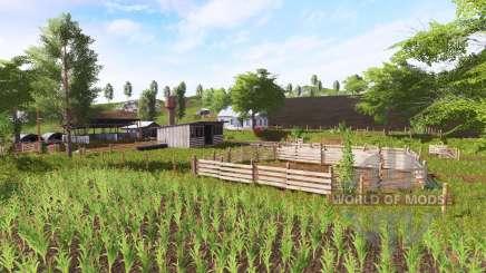 Fazenda Barra Mansa for Farming Simulator 2017