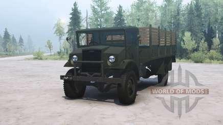 Chevrolet C60L 1942 for MudRunner