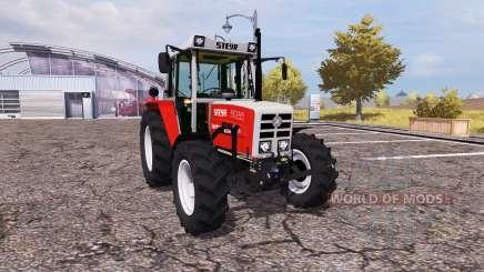 Steyr 8090 Turbo SK2 for Farming Simulator 2013