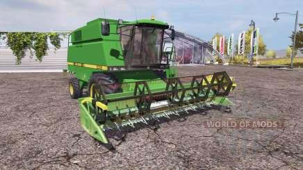 John Deere 2058 v1.1 for Farming Simulator 2013