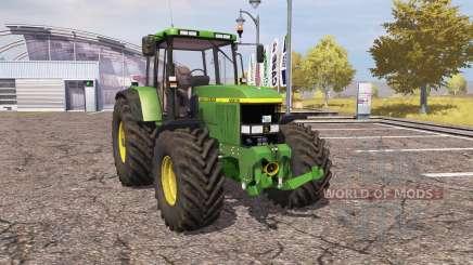 John Deere 7800 v3.0 for Farming Simulator 2013