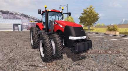 Case IH Magnum CVX 370 twin wheels for Farming Simulator 2013