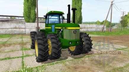 John Deere 8640 v2.0 for Farming Simulator 2017