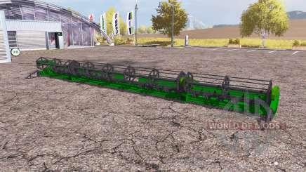 Deutz-Fahr 1320 WSR Pro v2.0 for Farming Simulator 2013