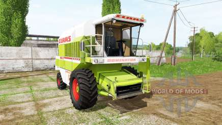 CLAAS Dominator 118 SL v1.2 for Farming Simulator 2017