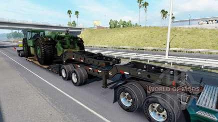 Fontaine Magnitude 55L Kalmar v1.1 for American Truck Simulator