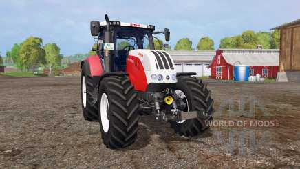 Steyr CVT 6160 for Farming Simulator 2015