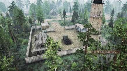 A Forester's house v2.0 for MudRunner