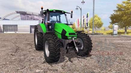 Deutz-Fahr Agrotron 120 Mk3 v1.1 for Farming Simulator 2013