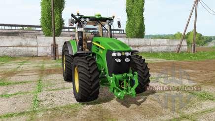 John Deere 7730 v2.2 for Farming Simulator 2017