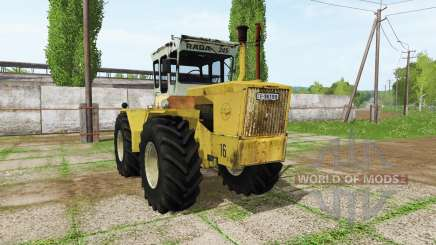 RABA Steiger 245 for Farming Simulator 2017