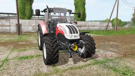 Steyr Multi 4095 v1.2 for Farming Simulator 2017