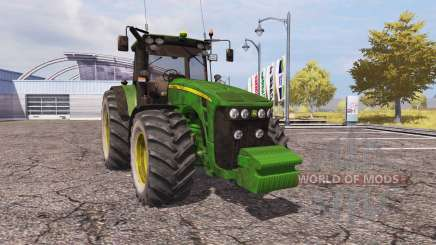 John Deere 8430 v2.5 for Farming Simulator 2013