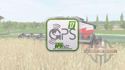 GPS v5.0 for Farming Simulator 2017
