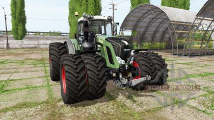 Fendt 924 Vario v3.7.6.9 for Farming Simulator 2017