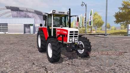 Steyr 8090 Turbo SK2 v2.0 for Farming Simulator 2013