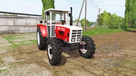Steyr 8120 Turbo SK1 v2.0 for Farming Simulator 2017