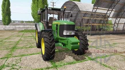 John Deere 6530 Premium for Farming Simulator 2017