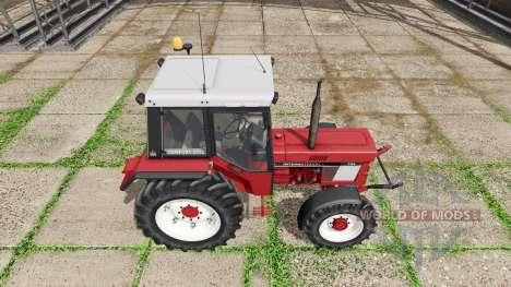 International Harvester 744 v1.3.2 for Farming Simulator 2017