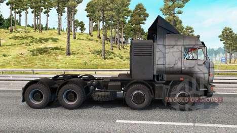 KamAZ 65201 v1.2 for Euro Truck Simulator 2