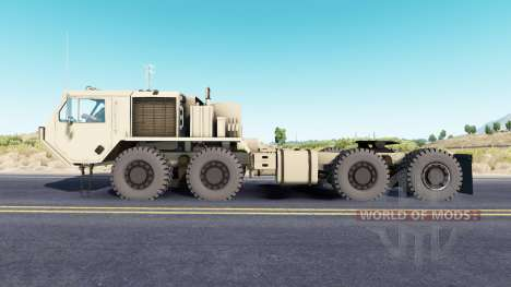 Oshkosh HEMTT (M983) for American Truck Simulator