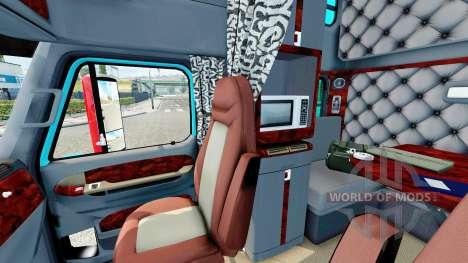 Freightliner Coronado v2.3 for Euro Truck Simulator 2