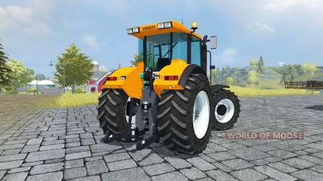 Renault Ares 610 RZ v3.0 for Farming Simulator 2013