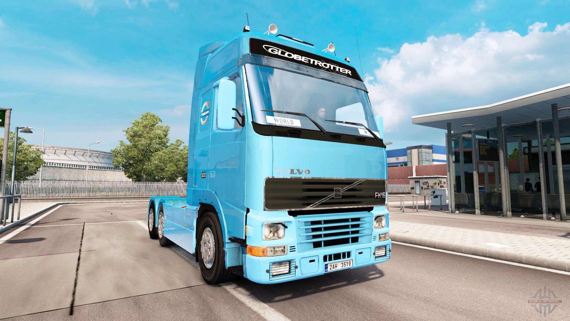 volvo fh16 mk1 for euro truck simulator 2. Black Bedroom Furniture Sets. Home Design Ideas