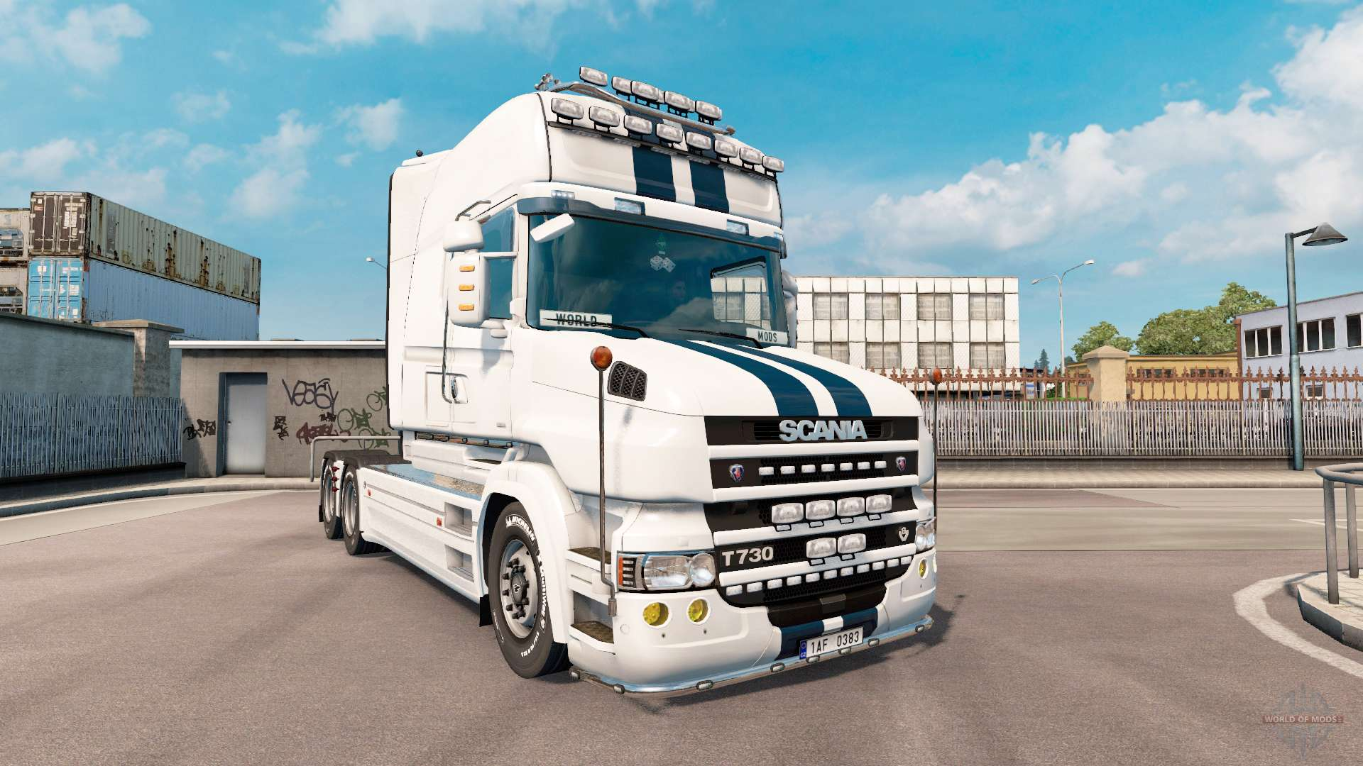 scania t v2 1 for euro truck simulator 2. Black Bedroom Furniture Sets. Home Design Ideas