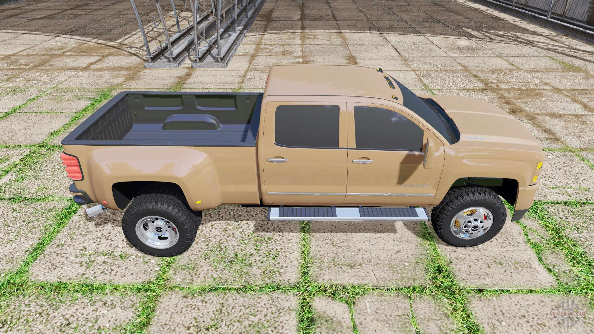 chevrolet silverado 3500 hd crew cab for farming simulator 2017. Black Bedroom Furniture Sets. Home Design Ideas