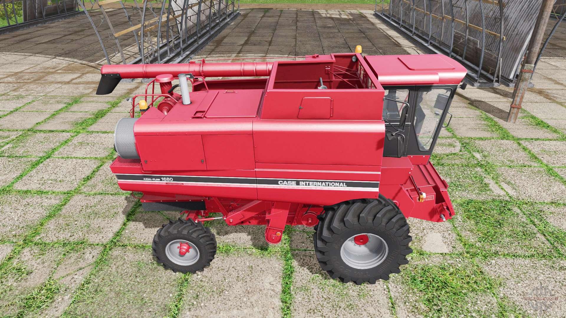 Case Ih 1680 : Case ih axial flow for farming simulator