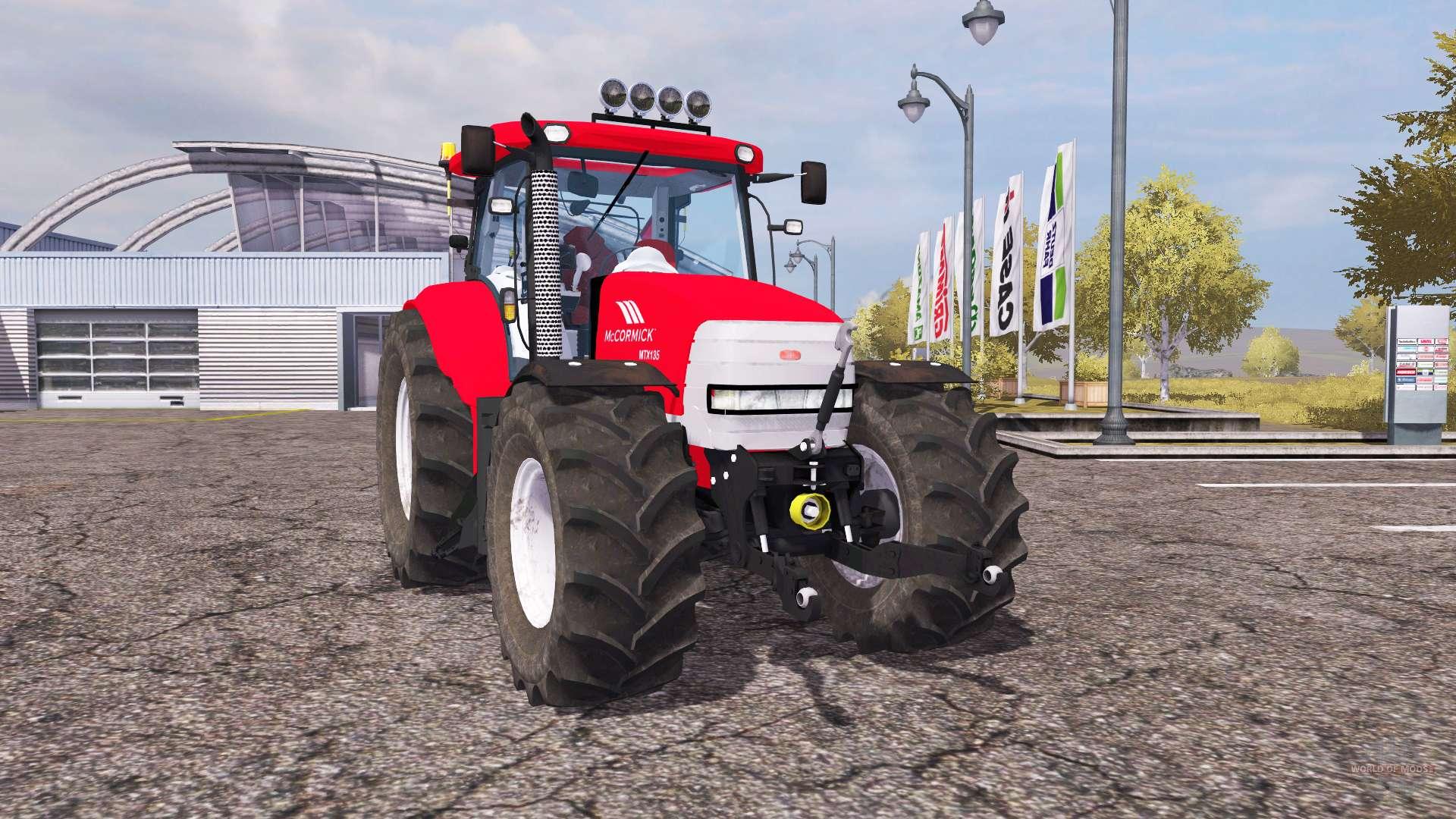 Mccormick mtx 135 for farming simulator 2013 publicscrutiny Gallery