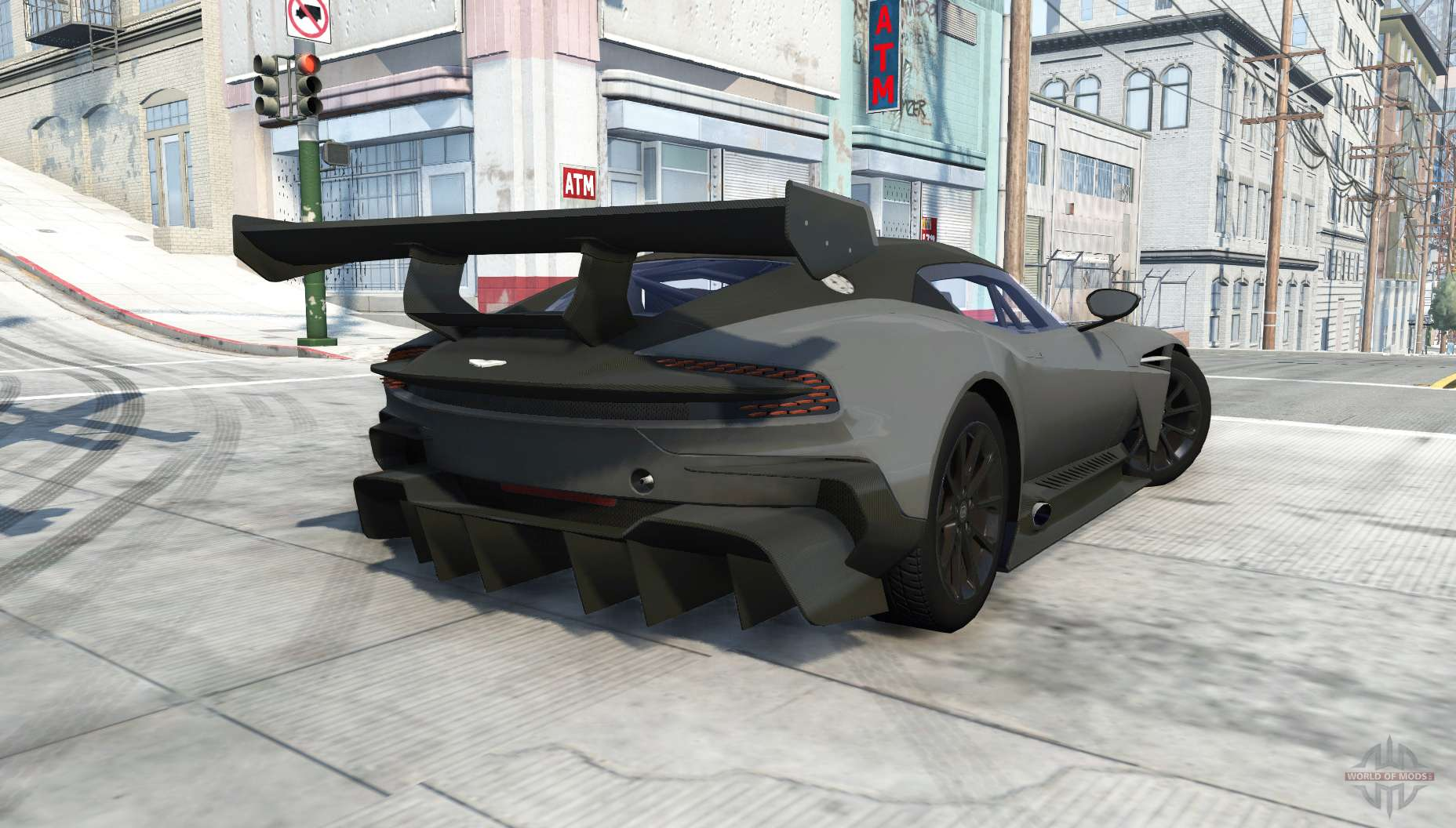 Aston Martin Vulcan for BeamNG Drive