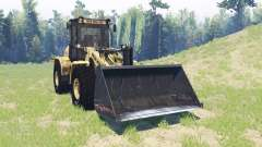 New Holland W170C v2.1 for Spin Tires