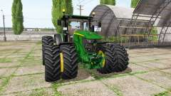 John Deere 6250R v4.0 for Farming Simulator 2017