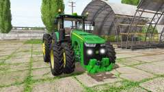John Deere 8245R for Farming Simulator 2017