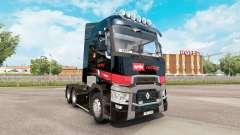 Renault T v6.1 for Euro Truck Simulator 2