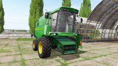 John Deere W330 v1.1 for Farming Simulator 2017