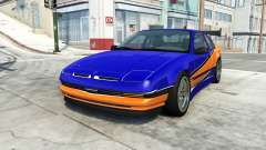 Ibishu 200BX tokio drift v1.1 for BeamNG Drive