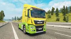 MAN TGS v1.1 for Euro Truck Simulator 2