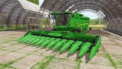 John Deere S680i for Farming Simulator 2017