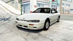 Nissan Silvia (S14) for BeamNG Drive