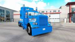 Bun Badmind skin for the truck Peterbilt 389