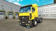MAZ 6430 for Euro Truck Simulator 2