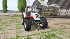 Steyr Multi 4095 v2.0 for Farming Simulator 2017